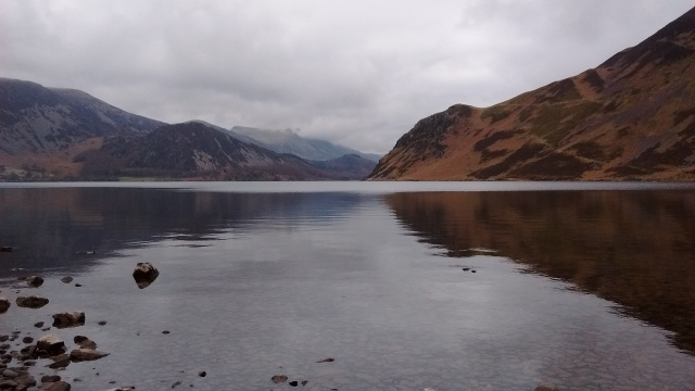 A calm Ennerdale Water