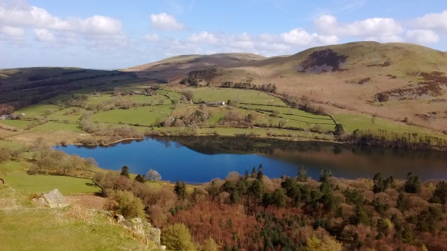 Blog 5.3 Loweswater from Burnbank Terrace