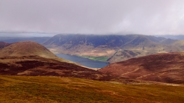Crummock Water from Starling Dodd 4