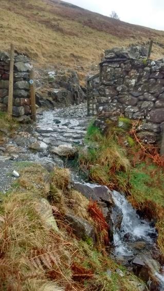 Sca Fell stream or path 4