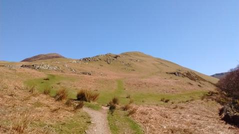 1 An easy grass path