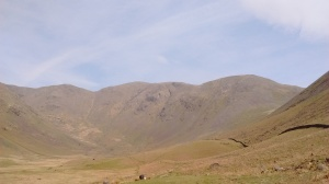 2 Kirk Fell round Pillar from Mosedale