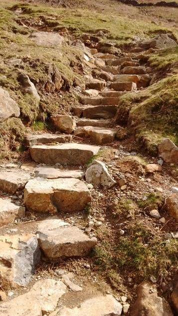 5 Stone staircase