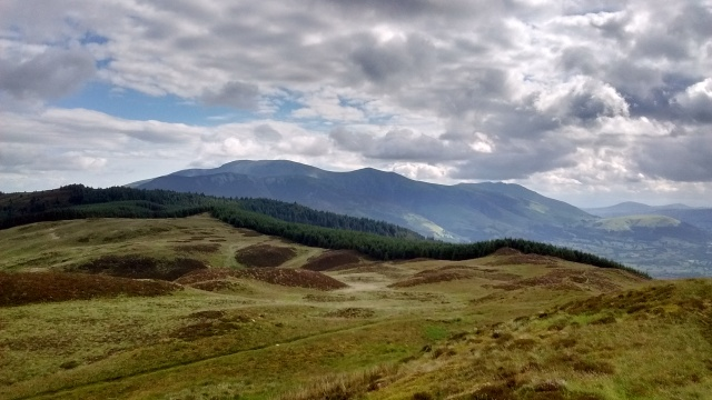 12.5 Whinlatter Skiddaw and Blencathra