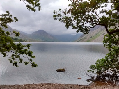 19.5 Wastwater in the drizzle