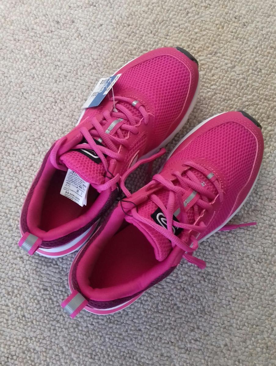 Join Julie for a return to the jog blog